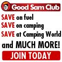 We Are A Good Sam Club Member Campground!