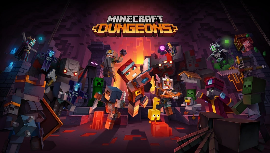 Minecraft Dundeons