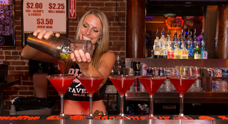 VIP Party Packages - Dixie Tavern - Portland's Rock Bar