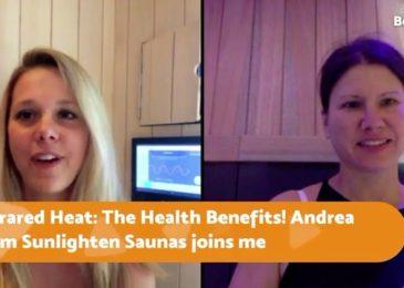 Health Benefits of Infrared Heat