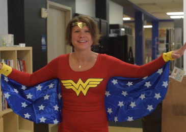 Wonder Woman is in the building | DailyMe Episode 045