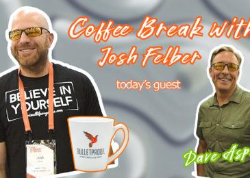 Josh's Coffee Corner | DailyMe Episode 066