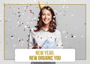 New Year, New Organic You