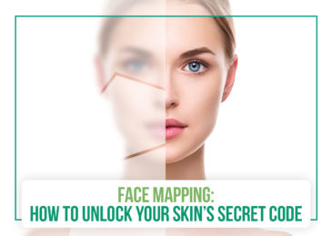 Face Mapping: How to unlock your skin's secret code