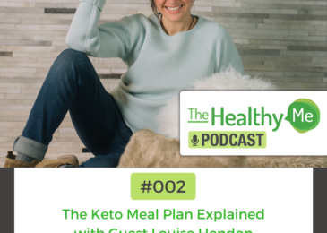 The Keto Meal Plan Explained with Guest Louise Hendon | The Healthy Me Podcast Episode 002