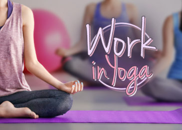 Wonderful Wednesday with Heather Baur | Work In Yoga | February 28