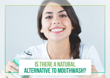 Is there a natural alternative to mouthwash?