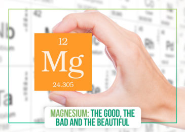 Magnesium: The Good, the Bad and the Beautiful