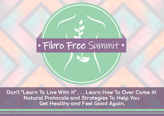 Brand New Fibromyalgia Health Summit!   Trina is a featured guest