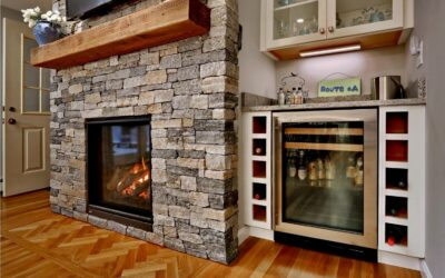 Two Fireplaces for Inspiration
