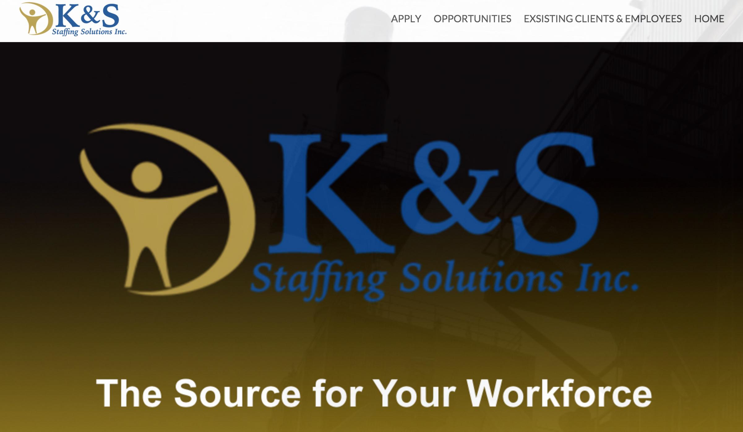 K&S Staffing