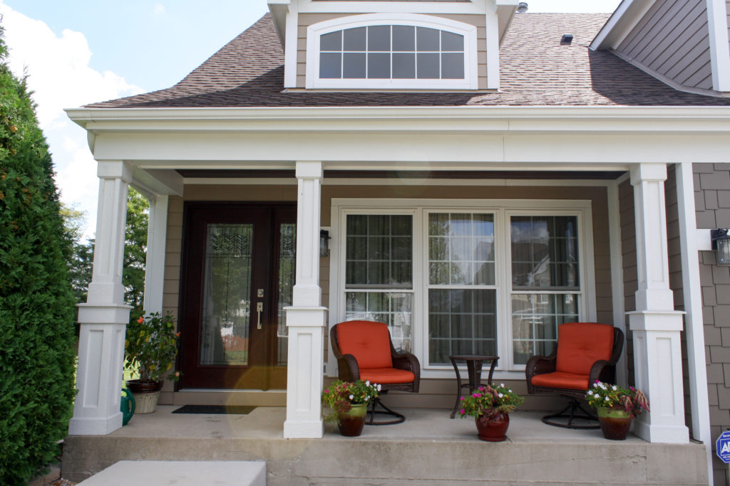 Naperville James Hardie Siding and Windows replacement