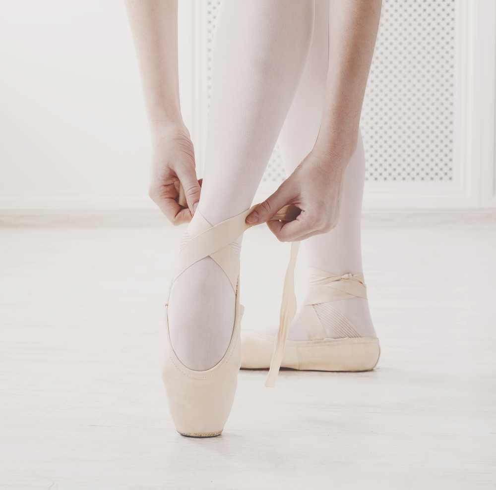 New Bloch Pointe Shoes