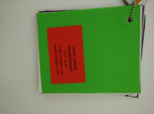 Light Green EVAVISION transparent EVA interlayer film for laminated safety glass (32)