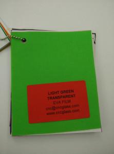 Light Green EVAVISION transparent EVA interlayer film for laminated safety glass (47)