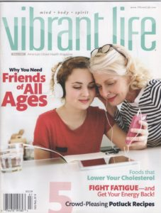 Vibrant Life magazine - July 2018