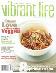 Vibrant Life magazine - March 2019