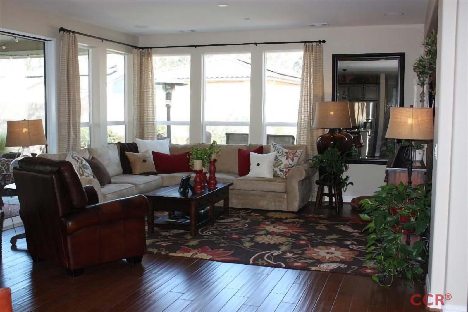Trilogy Monarch Dunes real estate home 2 livingroom