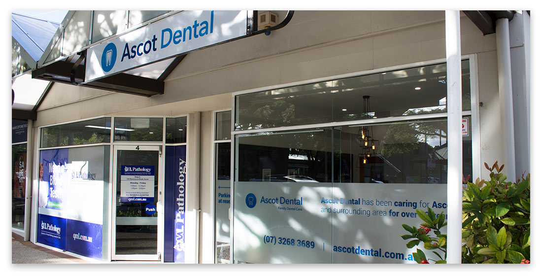 Ascot Dental Inside