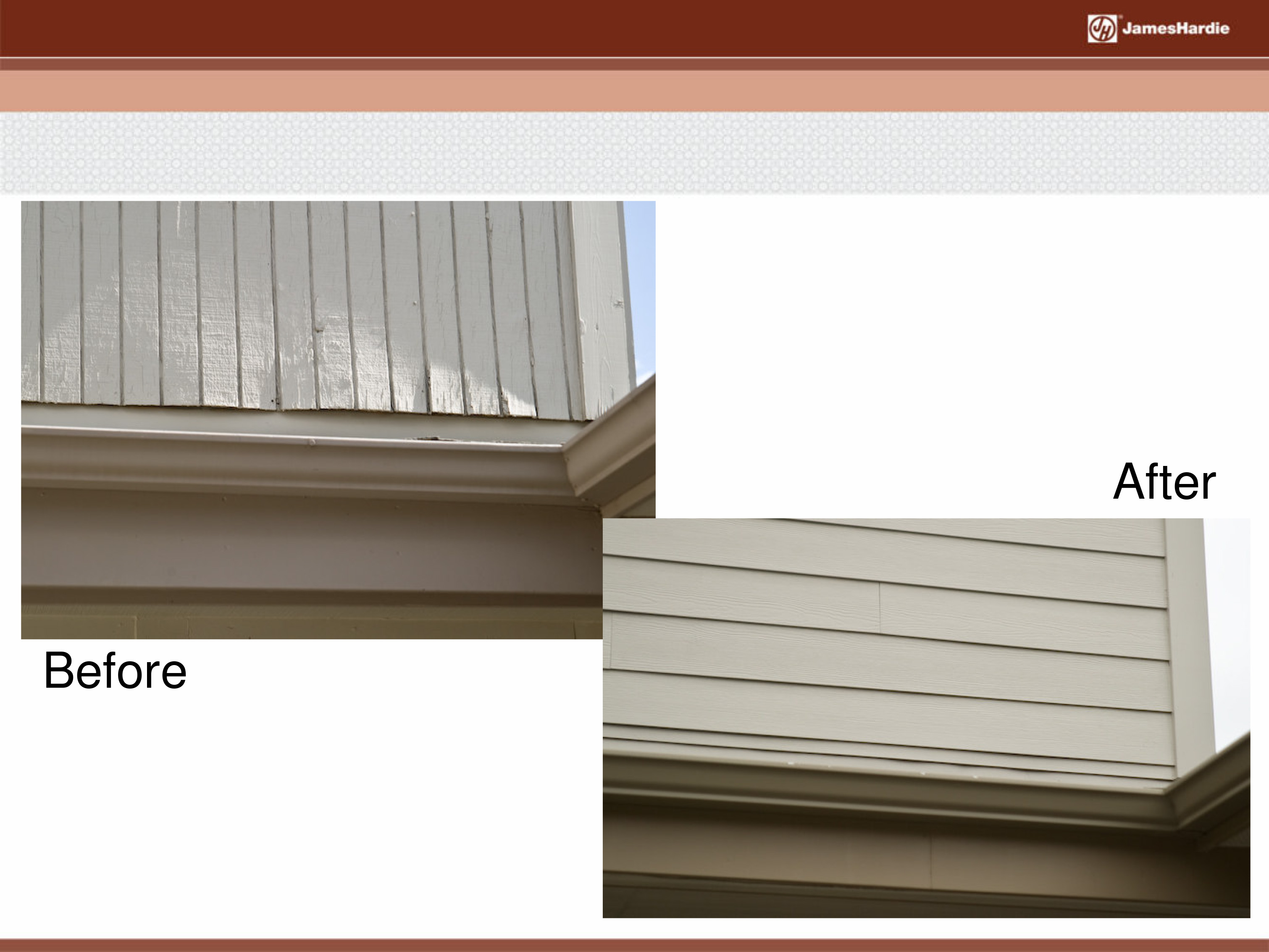 Before and After James Hardie Siding 37