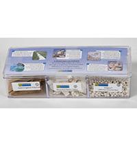 Display Case (polytube, flake, resin). 1st free, $5/add'l