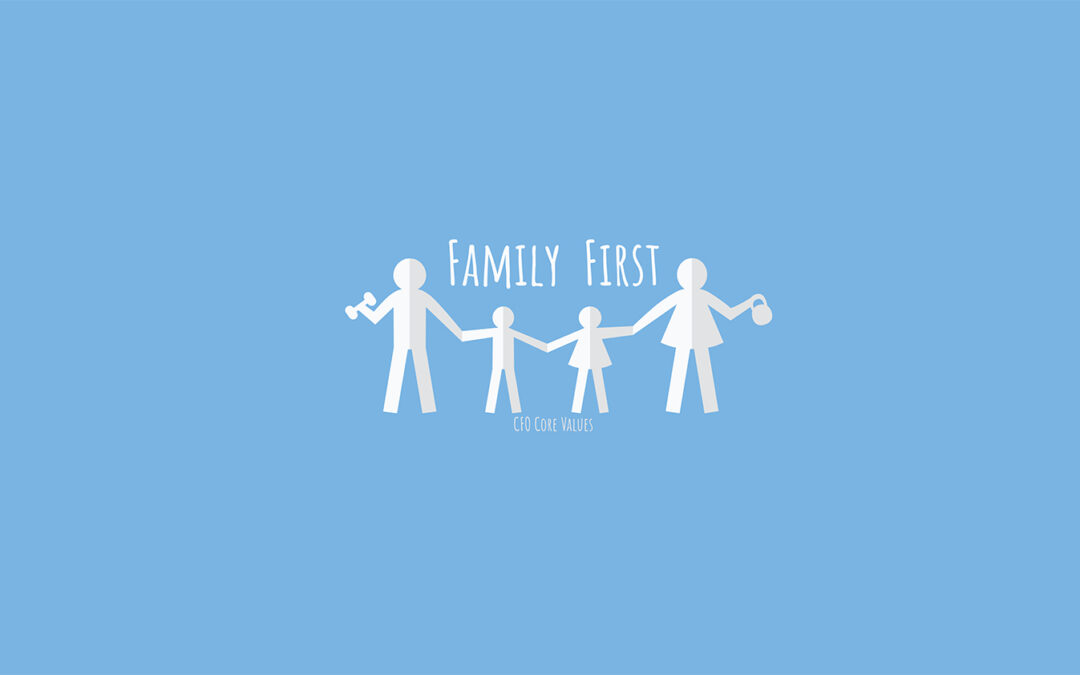 Series: Override Core Values #1 (Family First)