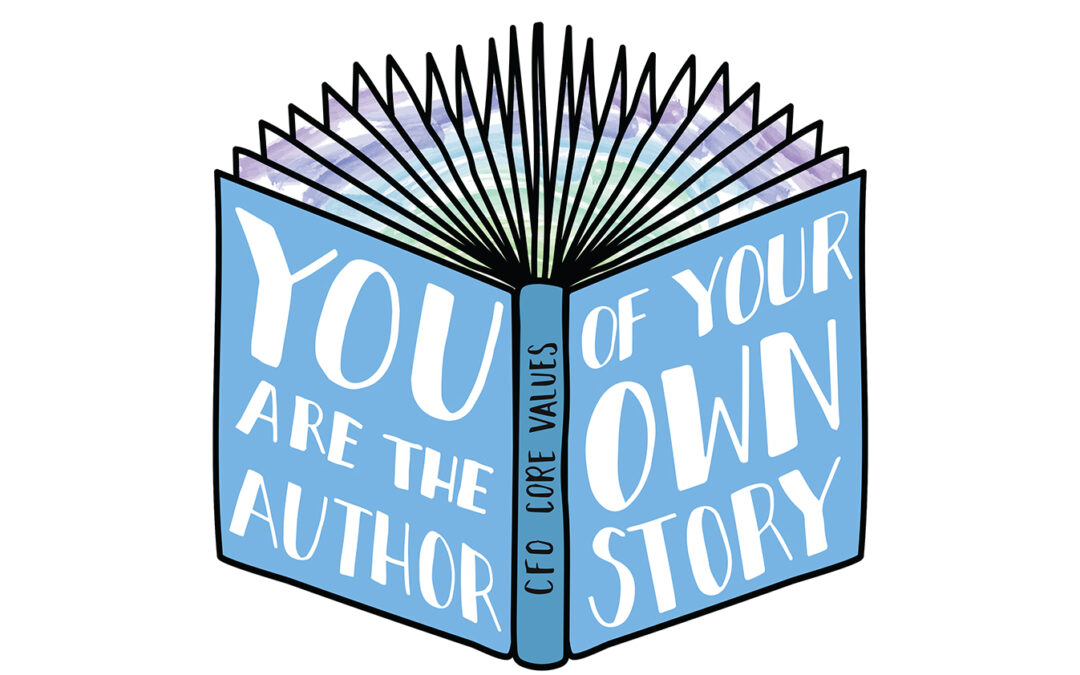 Series: Override Core Value #6 (Be The Author Of Your Story)