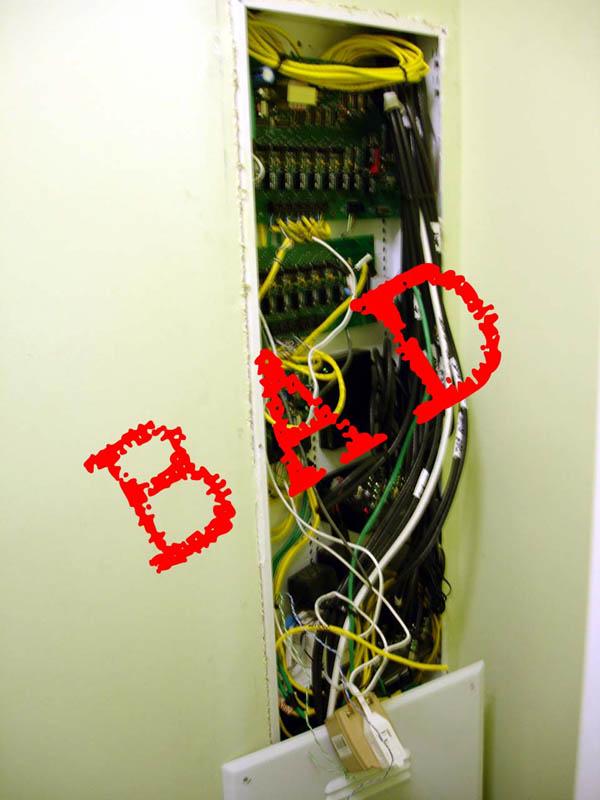 Wiring BAD