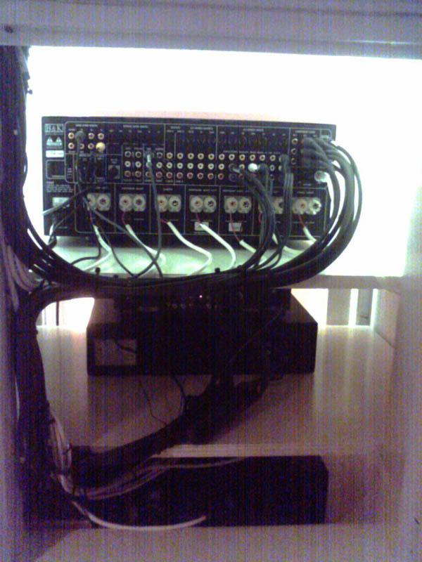 Clean Wiring Receiver
