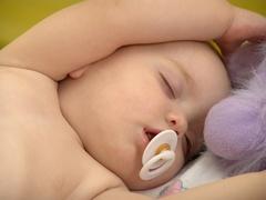 sleep like a baby, sleep training, sleeping through the night