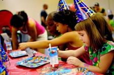 HippoHopp birthday parties, HippoHopp, Kids Birthday parties in Atlanta, Children's birthday parties in Atlanta, Atlanta indoor playground