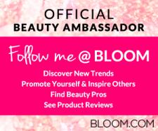 Bloom beauty, Bloom Badge, @Bloomdotcom, Bloom promo code, Bloom free shipping, Bloom reviews