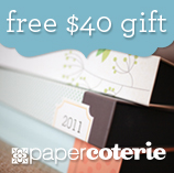 Free Paper Coterie, Paper Coterie new customers, Paper Coterie promo code