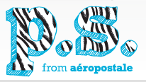 p.s. aeropostale, aeropostale coupon, aeropostale online coupon, aeropostale promo code