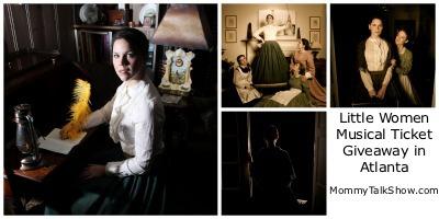 Little Women Atlanta, Little Women Performance, Little Women Broadway, Fabrefaction Theatre Company, Atlanta Theatre Company