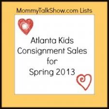 Atlanta Kids Consignment Sales