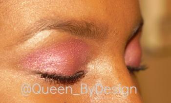 Pastel Eye Makeup