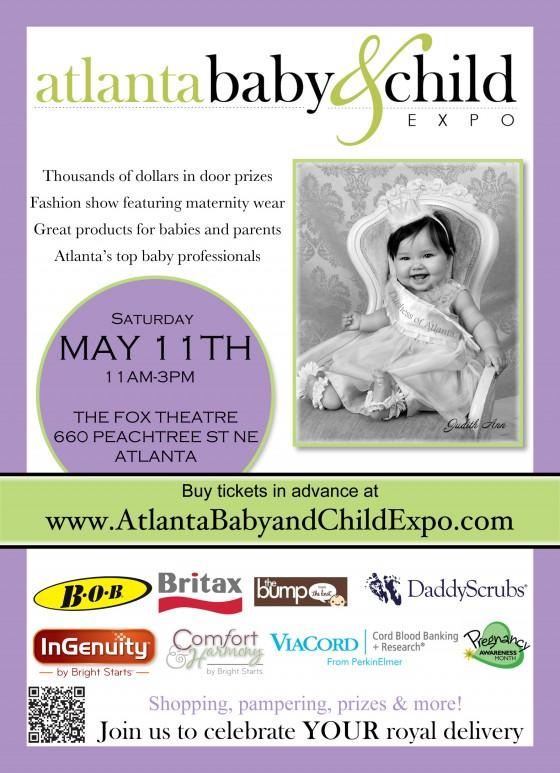 atlanta baby and child expo tickets, atlanta baby & child expo