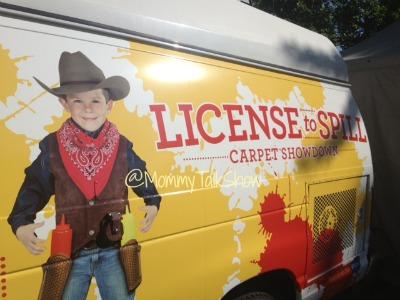 License to Spill Van