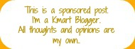 Kmart Disclosure, Blogger Disclosure