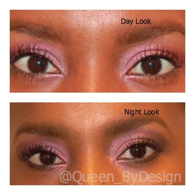 Pastel Makeup Day & Night Look