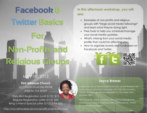 Social Media for Non-Profits