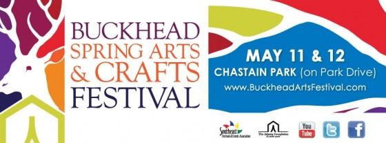 Buckhead Spring Arts & Crafts Festival Ticket Giveaway