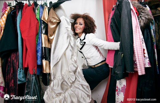 Earn Points to Shop for Free at Tracy's Closet