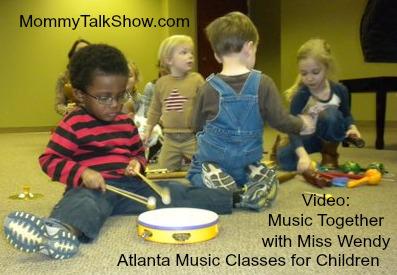 (Video) Atlanta Music Classes for Children