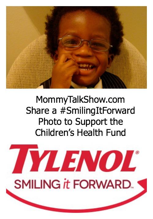 Share a #SmilingItForward Photo to Support the Children's Health Fund