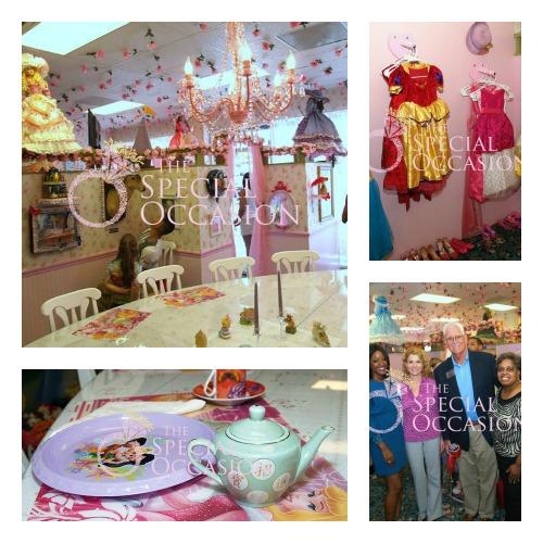 Olivia's Dollhouse Tea Room Atlanta ~ MommyTalkShow.com