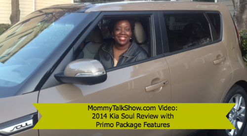 2014 Kia Soul Review with Primo Package ~ MommyTalkShow.com