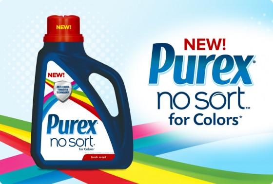 Purex No Sort Detergent