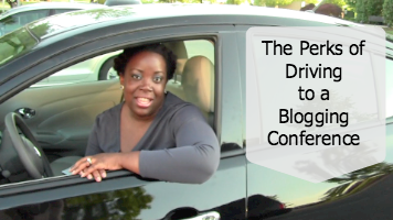 Perks of Driving to a Blogging Conference #SoFabCon14 ~ MommyTalkShow.com